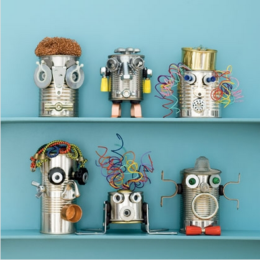 Cool DIY Ideas - Robots