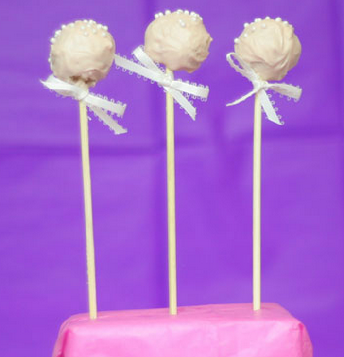How To Make Cake Pops at Home | Recipes