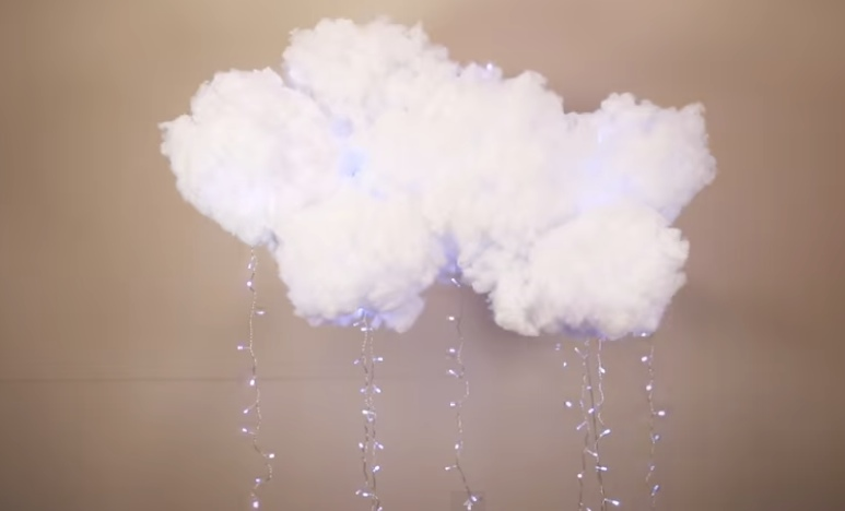 diy cloud light instructions