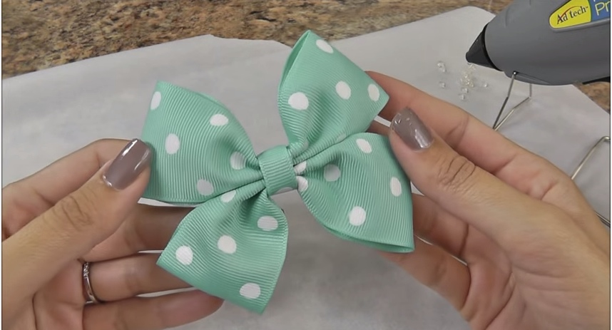 DIY Hair Bow Tutorial Video | How to Make Hair Bows