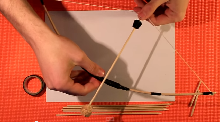 Learn how to make an arrow to your bow