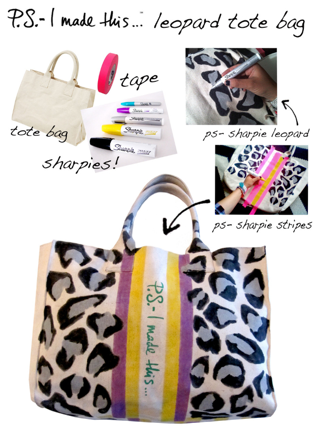 15 Coolest Sharpie Crafts (Part 1)