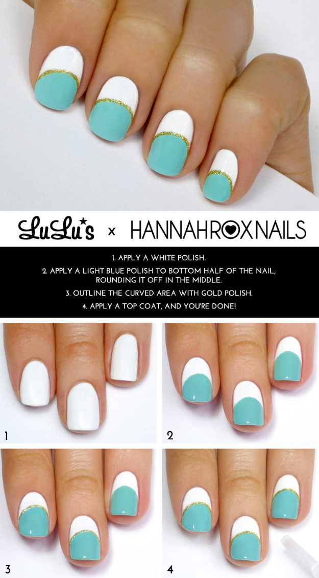 33 Unbelievably Cool Nail Art Ideas 15