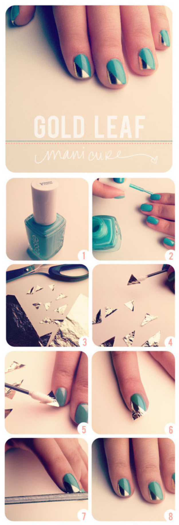 33 Unbelievably Cool Nail Art Ideas 18