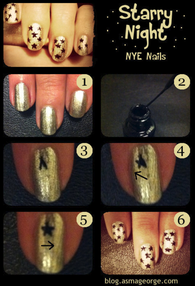 33 Unbelievably Cool Nail Art Ideas 20