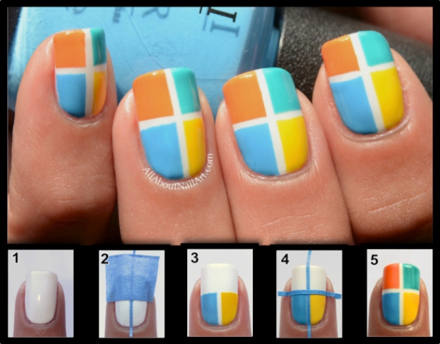 33 Unbelievably Cool Nail Art Ideas 27