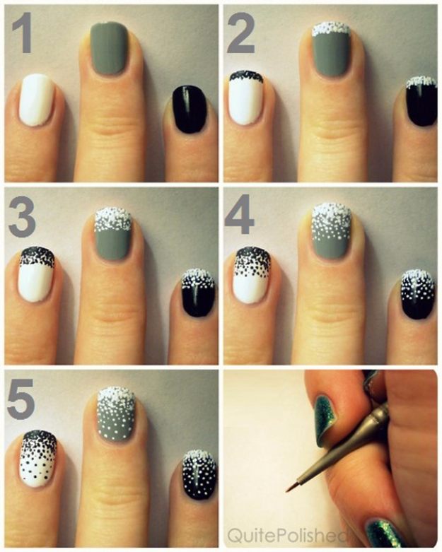 33 unbelievably cool nail art ideas 31 - Cool Nail Design Ideas