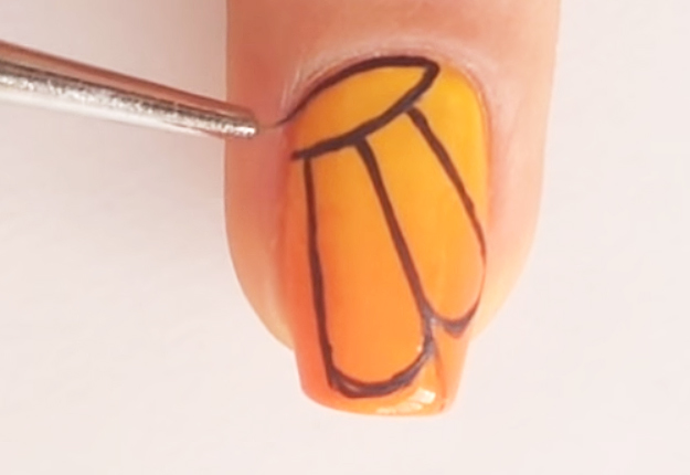 DIY-Monarch-Butterfly-Nail-Art-10