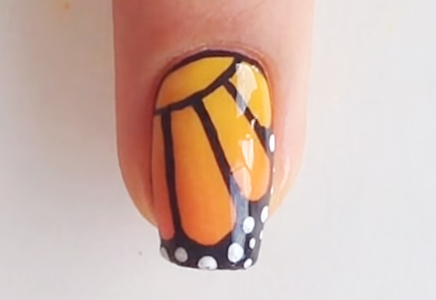 DIY-Monarch-Butterfly-Nail-Art-15