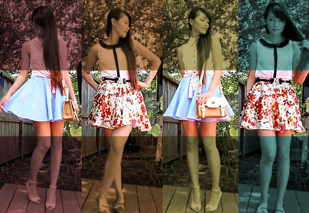 How to Make A Skater Skirt Tutorial