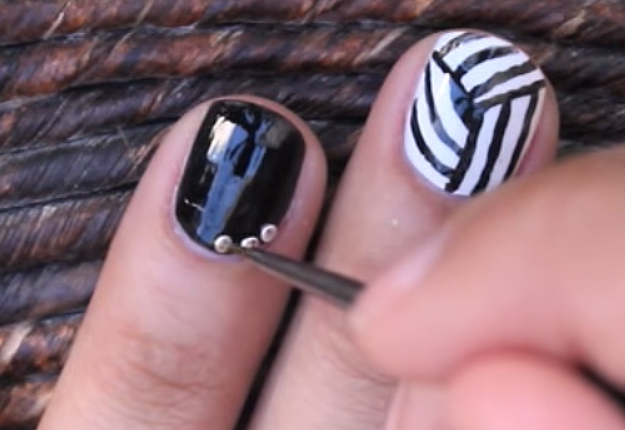 How-to-Make-an-Easy-Optical-Illusion-Nail-Art-9