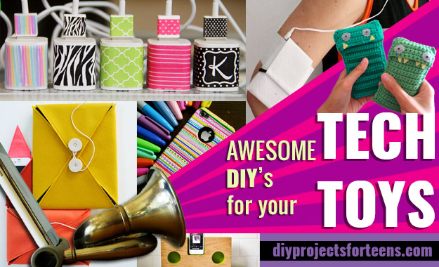 Toys For Teenage : Diy projects for teens crafts gadgets gear decorating