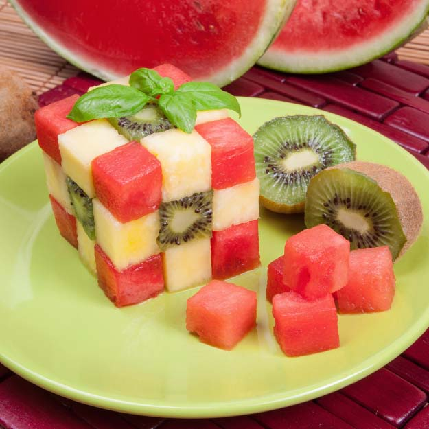 Rubiks Fruit Cube
