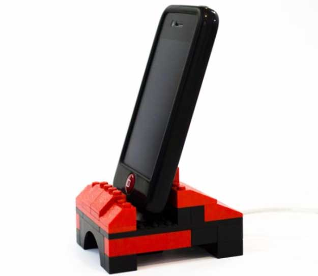 Cool DIY Ideas for Your iPhone iPad Tablets & Phones | Fun Projects for Chargers, Cases and Headphones | iPhone LEGO Dock #diygadgets #stem #techtoys #iphone
