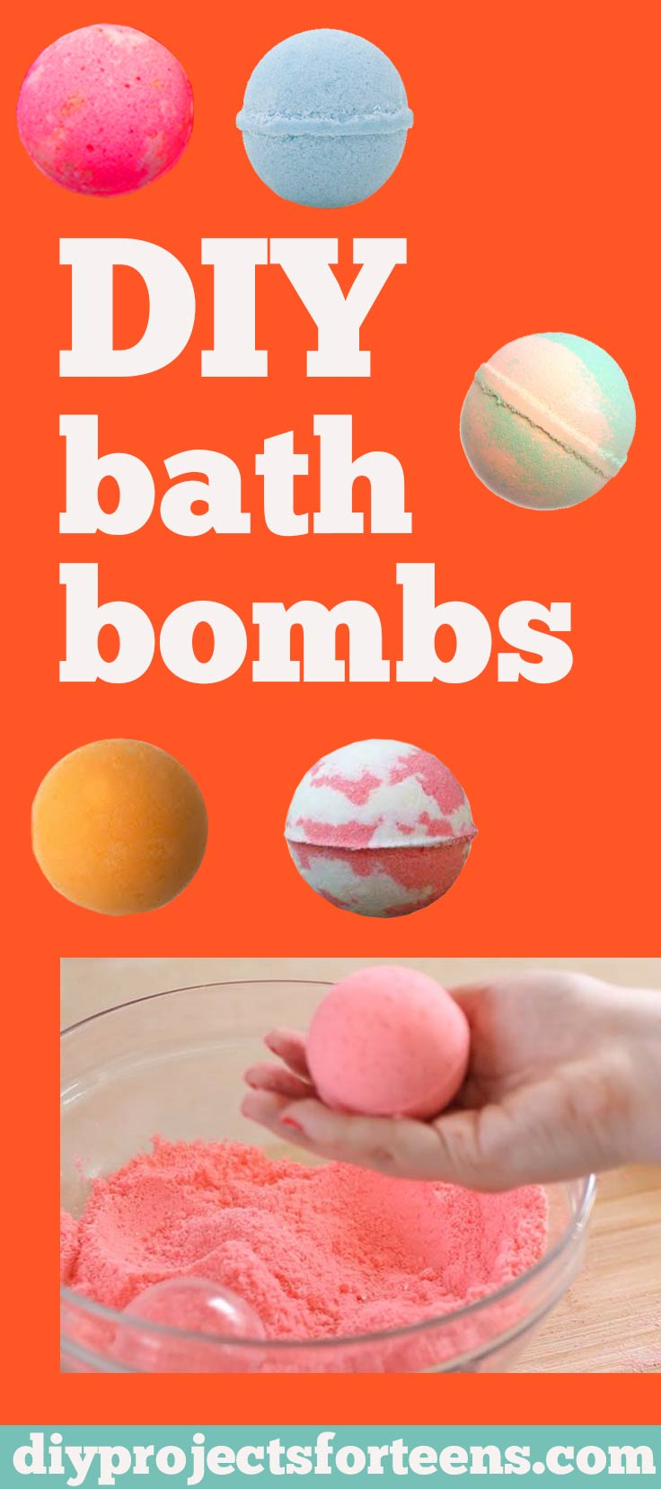 How to make diy lush bath bombs for Great crafts to make and sell