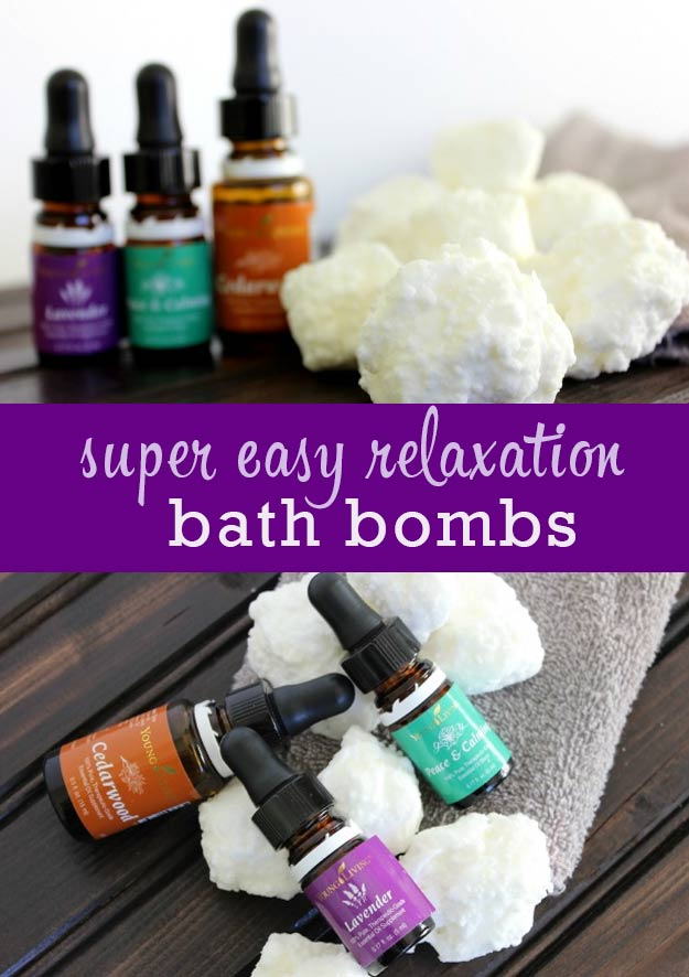 Homemade DIY Bath Bombs | Relaxation Bath Bombs Tutorial Like Lush | Pretty and Cheap DIY Gifts | DIY Projects and Crafts by DIY JOY