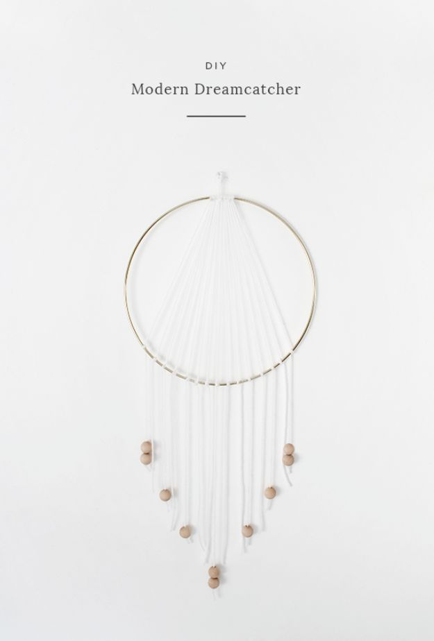 DIY Teen Room Decor Ideas For Girls | DIY Modern Dreamcatcher | Cool  Bedroom Decor,