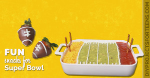 Superbowl Snack Recipes