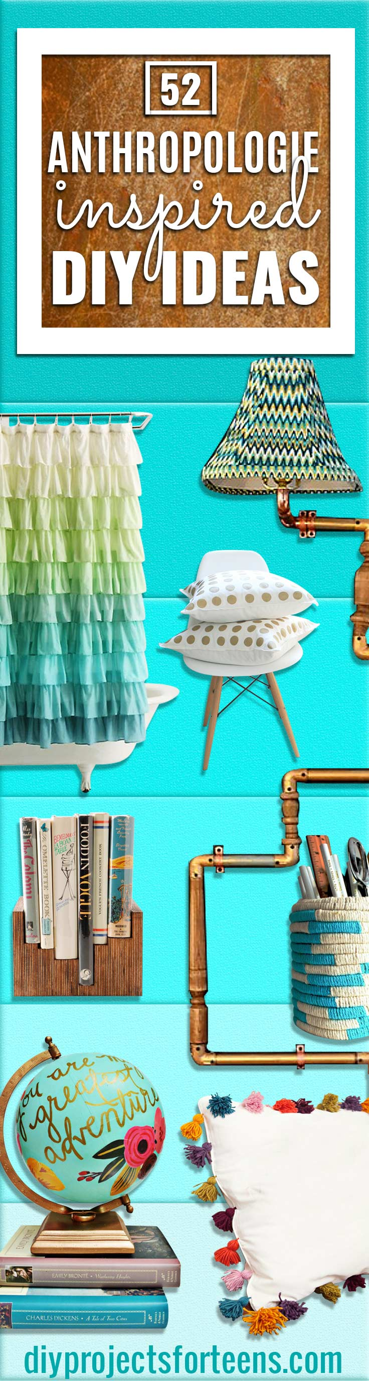 52 Amazing Anthropologie Hacks and DIYs To Try DIY Projects for