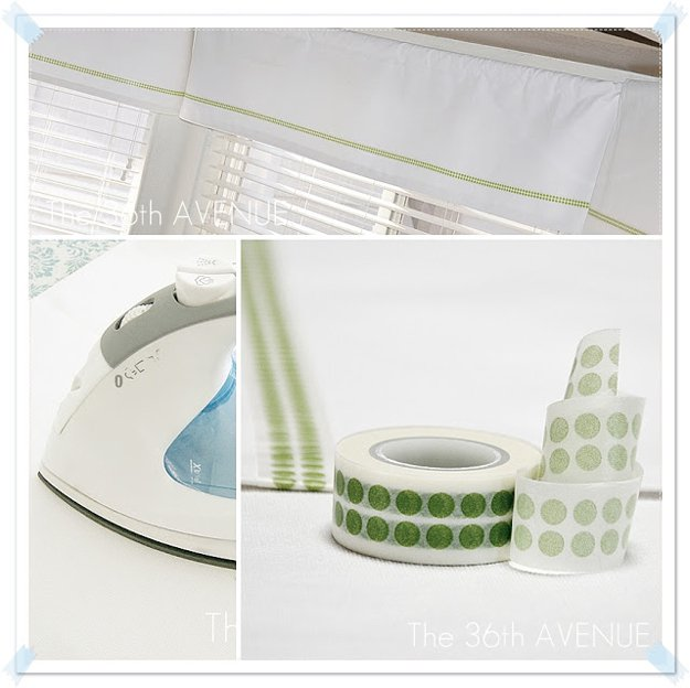 Washi Tape Crafts - Washi Tape Window Treatment - Wall Art, Frames, Cards, Pencils, Room Decor and DIY Gifts, Back To School Supplies - Creative, Fun Craft Ideas for Teens, Tweens and Teenagers - Step by Step Tutorials and Instructions #washitape #crafts #cheapcrafts #teencrafts