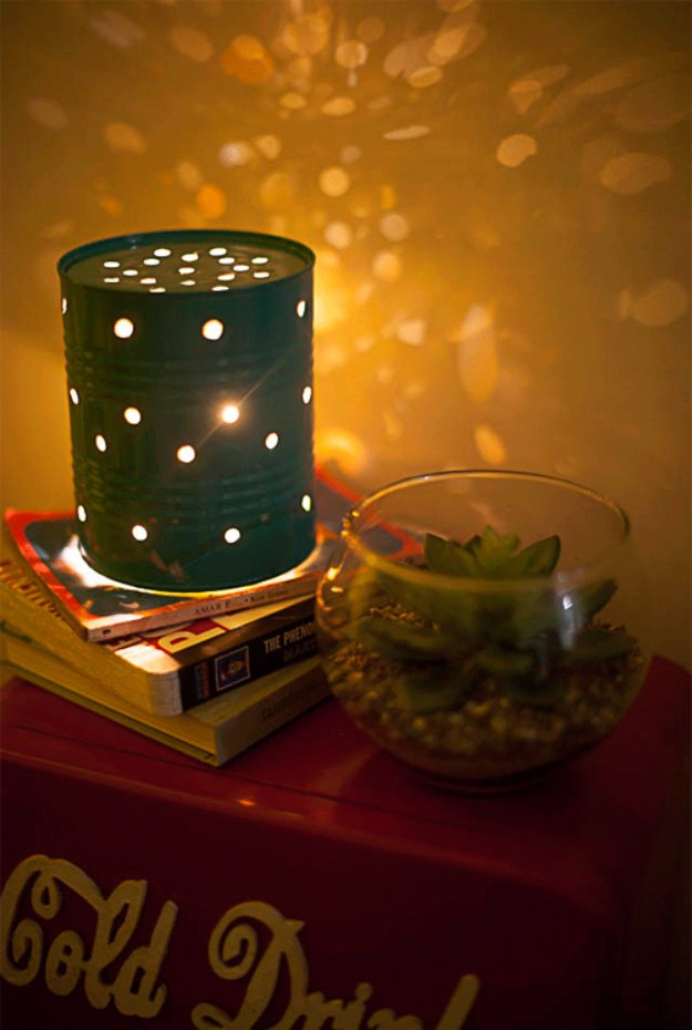 Crafts to Make and Sell - DIY Firefly Lamp - Cool and Cheap Craft Projects and DIY Ideas for Teens and Adults to Make and Sell - Fun, Cool and Creative Ways for Teenagers to Make Money Selling Stuff to Make #teencrafts #diyideas #craftstosell