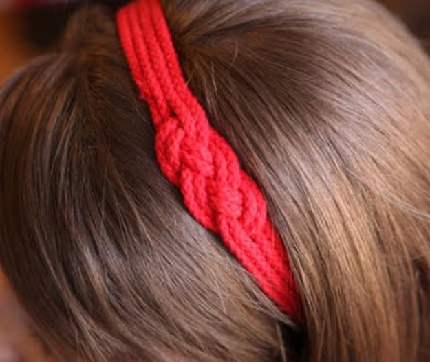 Crafts to Make and Sell - DIY Nautical Headband - Cool and Cheap Craft Projects and DIY Ideas for Teens and Adults to Make and Sell - Fun, Cool and Creative Ways for Teenagers to Make Money Selling Stuff to Make #teencrafts #diyideas #craftstosell