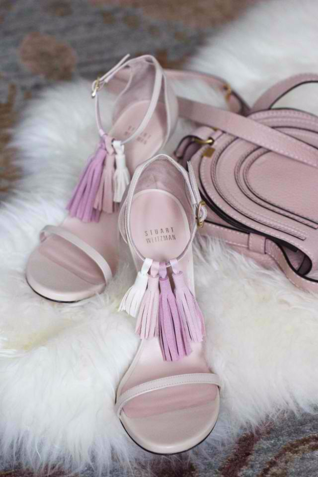 DIY Shoe Makeovers - DIY Tassel Sandals - Cool Ways to Update, Decorate, Paint, Bedazle and Add Sparkle to Your Flats, Pumps, Tennis Shoes, Boots and Boring Shoes - Cool Crafts and DIY Shoe Ideas for Teens and Adults