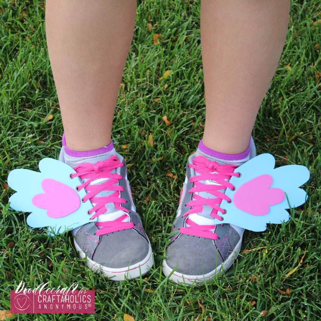 DIY Shoe Makeovers - Pony Shoe Wings - Cool Ways to Update, Decorate, Paint, Bedazle and Add Sparkle to Your Flats, Pumps, Tennis Shoes, Boots and Boring Shoes - Cool Crafts and DIY Shoe Ideas for Teens and Adults http://diyprojectsforteens.com/diy-shoe-makeovers