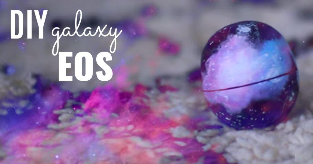 DIY Galaxy EOS Tutorial - Fun and Easy Craft Ideas for Teens
