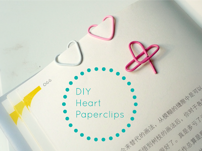 DIY School Supplies You Need For Back To School - heart - Cuter, Cool and Easy Projects for Teens, Tweens and Kids to Make for Middle School and High School. Fun Ideas for Backpacks, Pencils, Notebooks, Organizers, Binders #diyschoolsupplies #backtoschool #teencrafts
