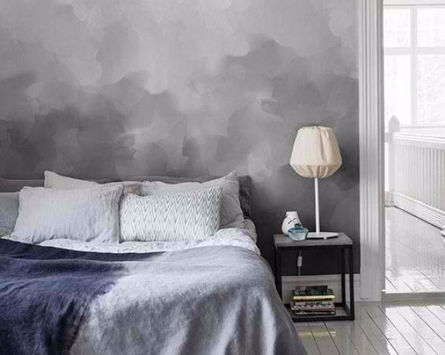 DIY Ideas for Painting Walls - How to Paint An Ombre Wall - Cool Ways To Paint Walls - Techniques, Tips, Stencils, Tutorials, Fun Colors and Creative Designs for Living Room, Bedroom, Kids Room, Bathroom and Kitchen #homeimprovement #diydecor #roomideas #teenrooms #walldecor #paintingideas
