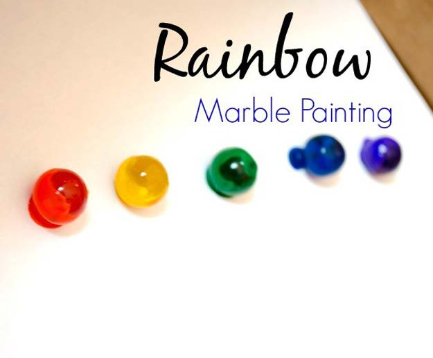 36 Diy Rainbow Crafts That Will Make You Smile All Day