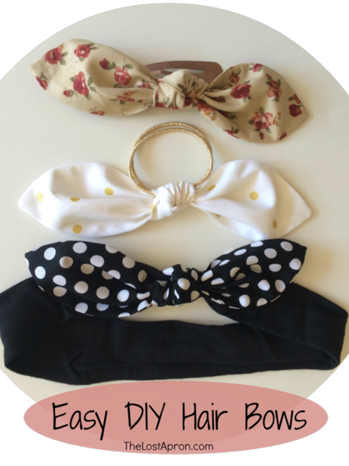 38 Creative DIY Hair Accessories - Easy Hair Bows - Create Pretty Hairstyles for Women, Teens and Girls with These Easy Tutorials - Vintage and Boho Looks for Prom and Wedding - Step by Step Instructions for Cool Headbands, Barettes, Pony Tail Holders, Hair Clips, Bobby Pins and Bows