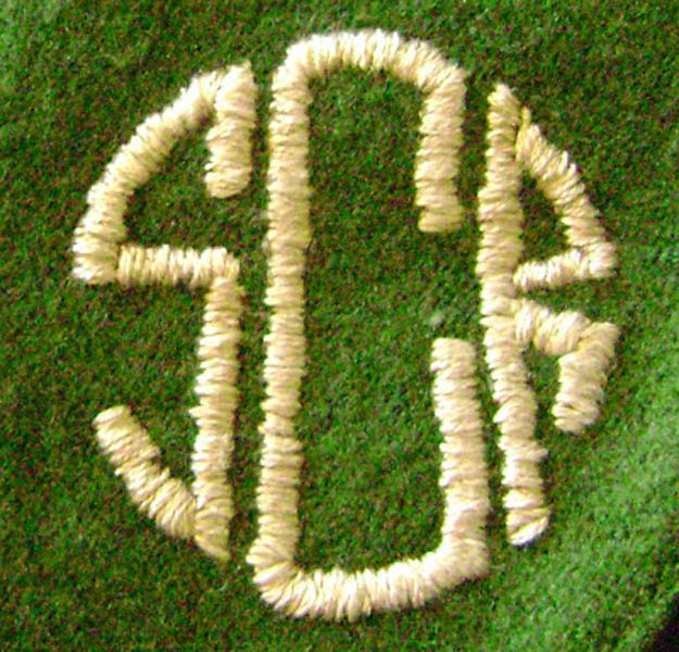 DIY Monogram Projects and Crafts Ideas -How To Monogram- Letters, Wall Art, Mason Jar Ideas, Printables, Stickers, Embroidery Tutorials, Home and Room Decor, Pillows, Shirts and Fashion Tutorials - Fun and Cool Ideas for Teens, Tweens and Adults Make Great DIY Gifts http://diyprojectsforteens.com/diy-projects-with-monograms