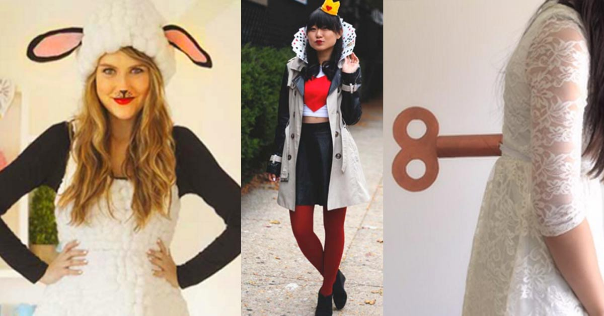 Creative DIY Halloween Costume Ideas for Teens and Adults - Best Easy Do It Yourself Costumes