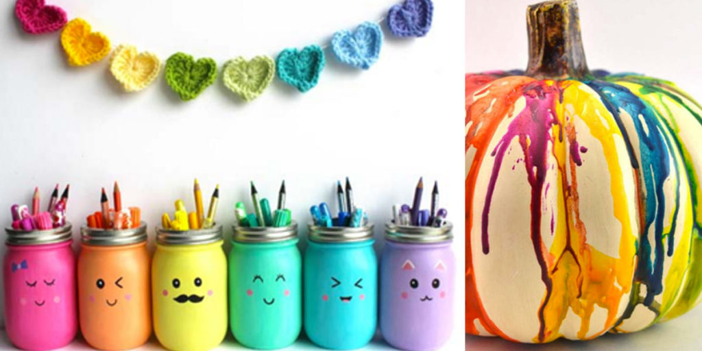 DIY Rainbow Crafts and Project Ideas