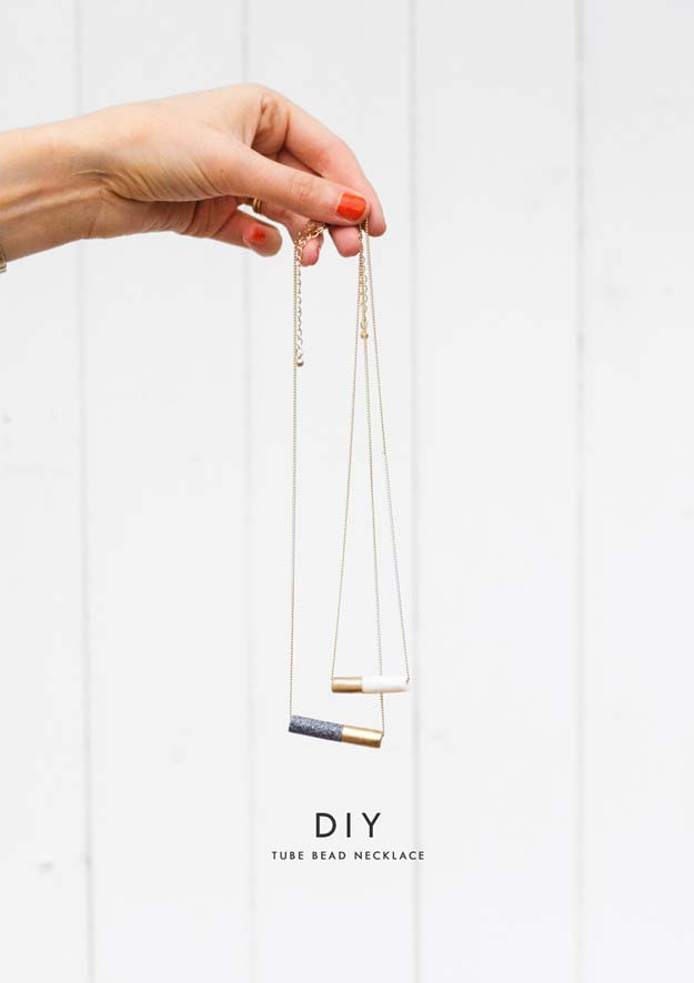 DIY Gifts for Teens - Neck Candy - Cool Ideas for Girls and Boys, Friends and Gift Ideas for Teenagers. Creative Room Decor, Fun Wall Art and Awesome Crafts You Can Make for Presents http://diyprojectsforteens.com/diy-gifts-for-teens