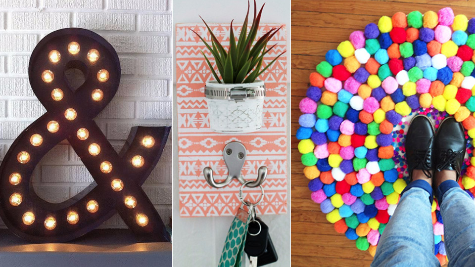 31 teen room decor ideas for girls - Diy Room Decor Ideas
