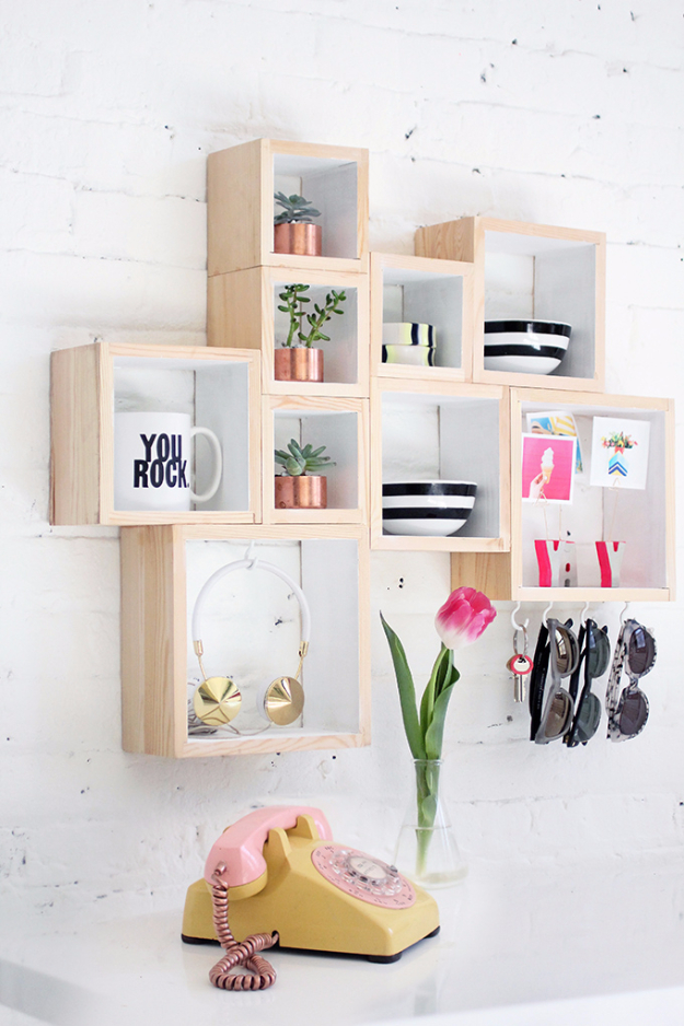 diy teen room decor ideas for girls diy box storage cool bedroom