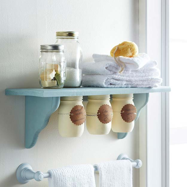 Bathroom Diy Ideas: 35 Fun DIY Bathroom Decor Ideas You Need Right Now