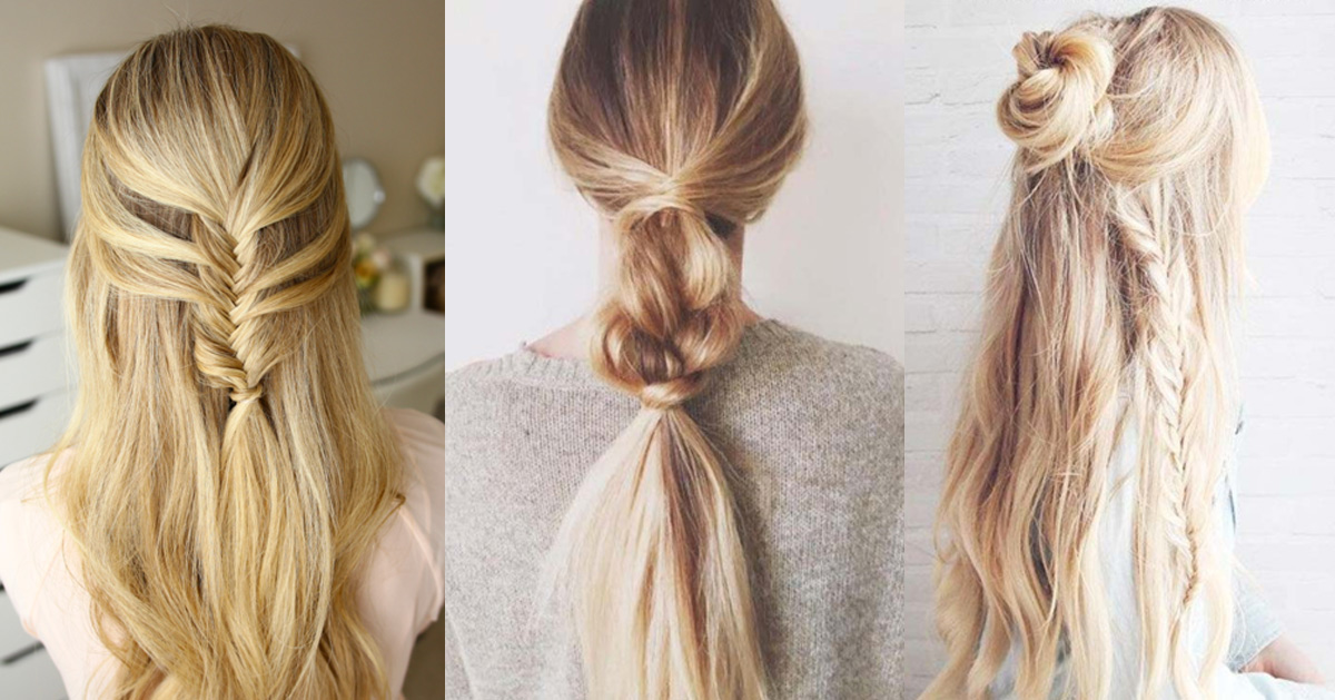 Best DIY Hairstyles - Cool Tutorials for Long Hair