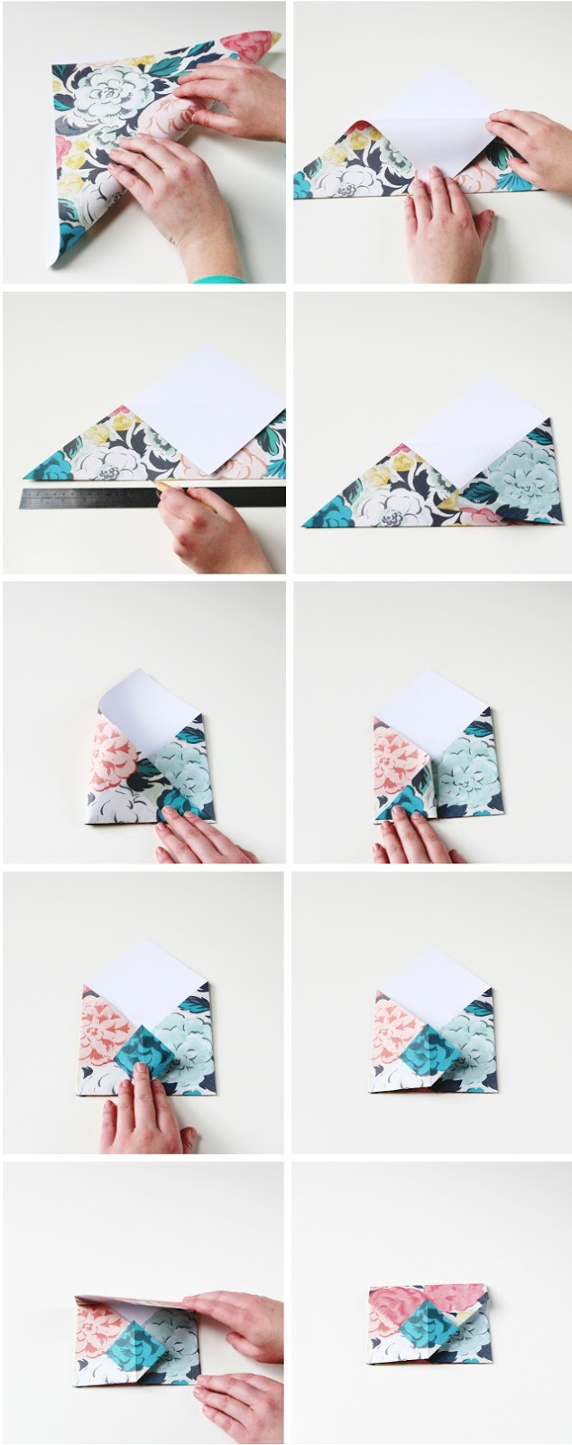 How Make Diy Origami Envelopes 640 Diy Projects For Teens