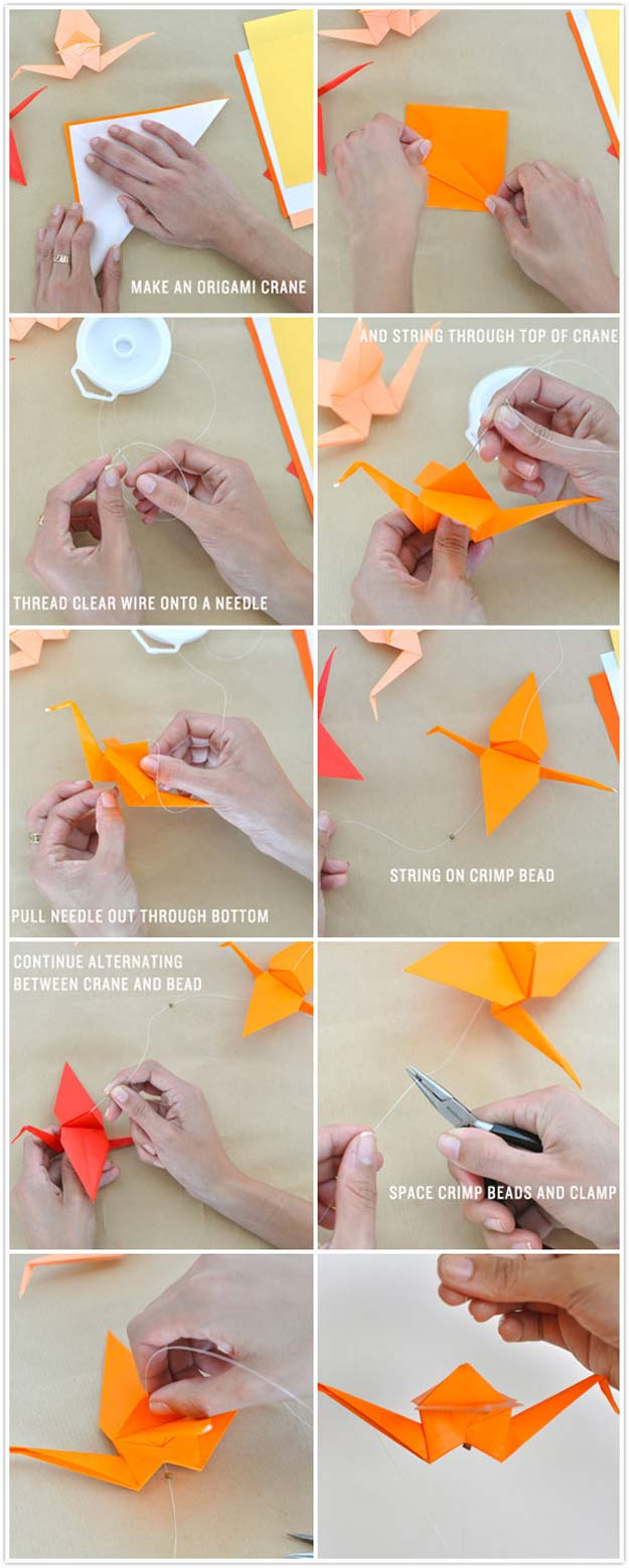Origami Bird in a Nest Gift Box - YouTube | 1559x625