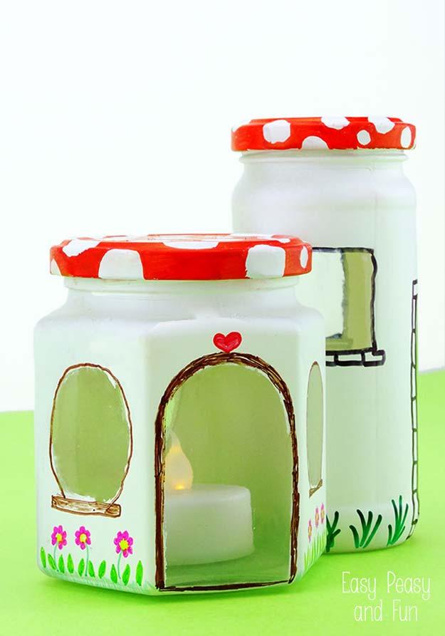 47 Cute Mason Jar Gifts for Teens