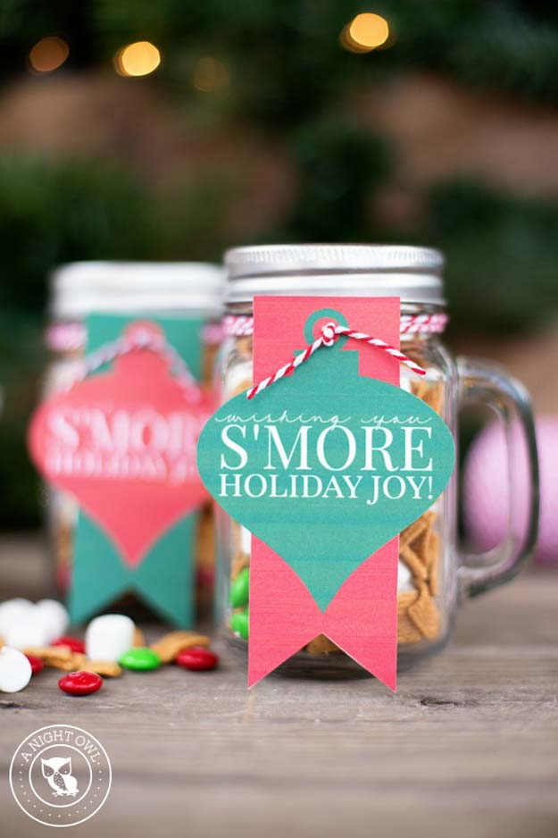 47 Cute Mason Jar Gifts For Teens