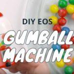 eos gumball machine