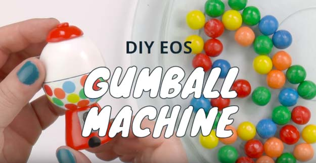 DIY: EOS Gumball Machine Tutorial