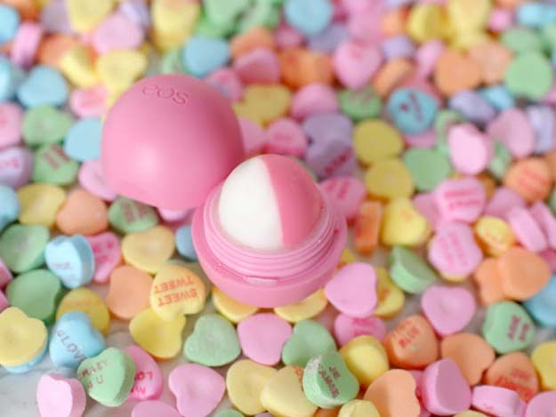 Best DIY EOS Projects - DIY Solid Perfume - Turn Old EOS Containers Into Cool Crafts Ideas Like Lip Balm, Galaxy, Gumball Machine, and Watermelon - Fun, Cheap and Easy DIY Projects Tutorials and Videos for Teens, Tweens, Kids and Adults http://diyprojectsforteens.com/diy-eos-projects