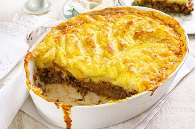 Cool and Easy Recipes For Teens to Make at Home - Shepherds Pie - Fun Snacks, Simple Breakfasts, Lunch Ideas, Dinner and Dessert Recipe Tutorials - Teenagers Love These Fun Foods that Are Quick, Healthy and Delicious Ideas for Meals http://diyprojectsforteens.com/diy-recipes-teens