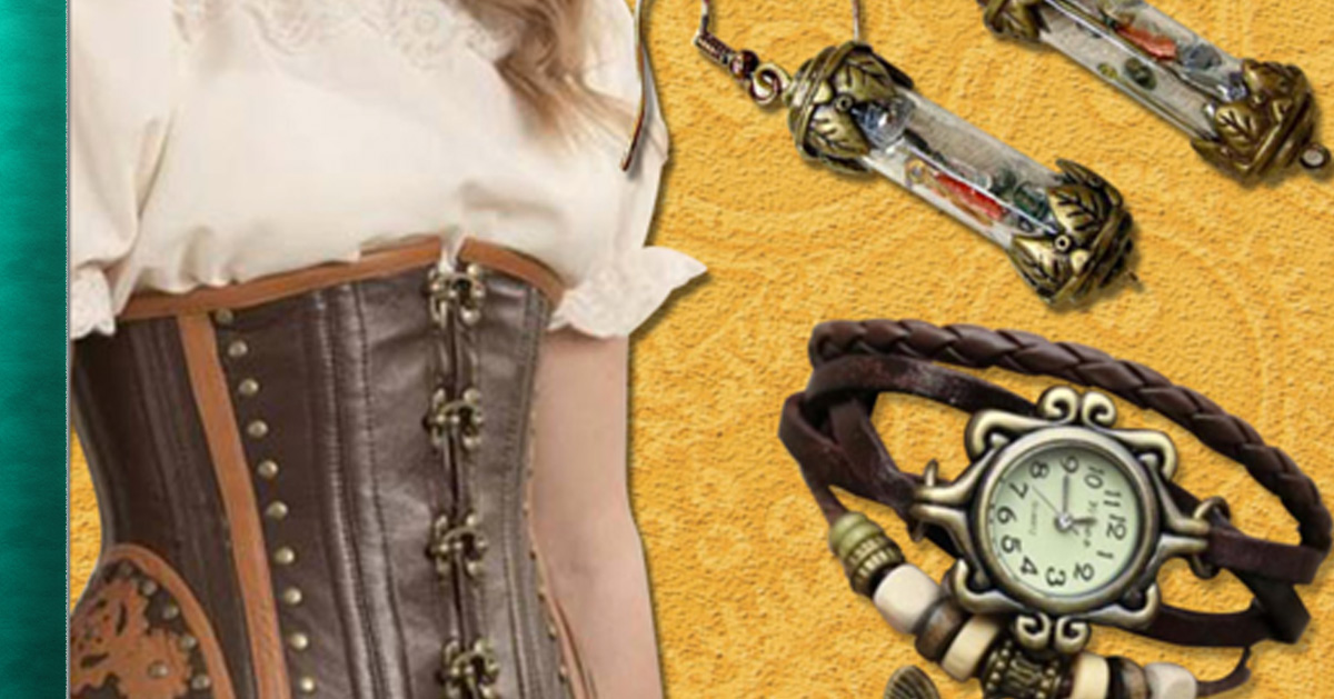 30 Cool Steampunk DIY Ideas - DYI Steampunk Projects and Fashion ITutorials